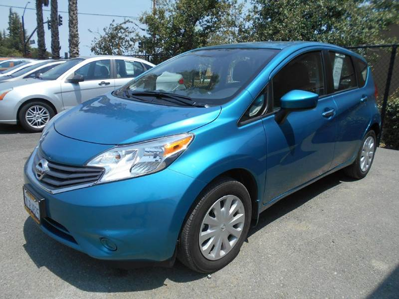 2015 NISSAN VERSA NOTE S 4DR HATCHBACK teal abs - 4-wheel airbag deactivation - occupant sensing