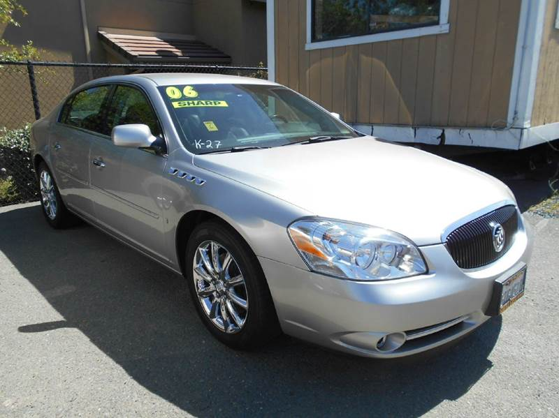 2006 BUICK LUCERNE CXS 4DR SEDAN gold 2-stage unlocking doors abs - 4-wheel active suspension