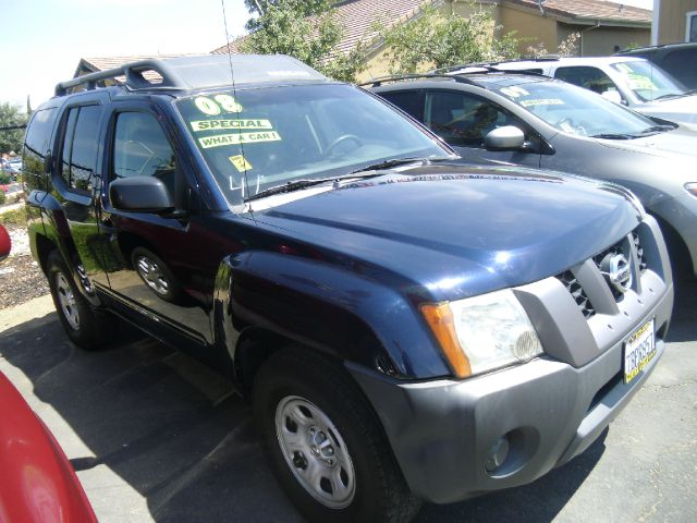 2008 NISSAN XTERRA S 4X2 4DR SUV 5A blue 2-stage unlocking - remote abs - 4-wheel active head re