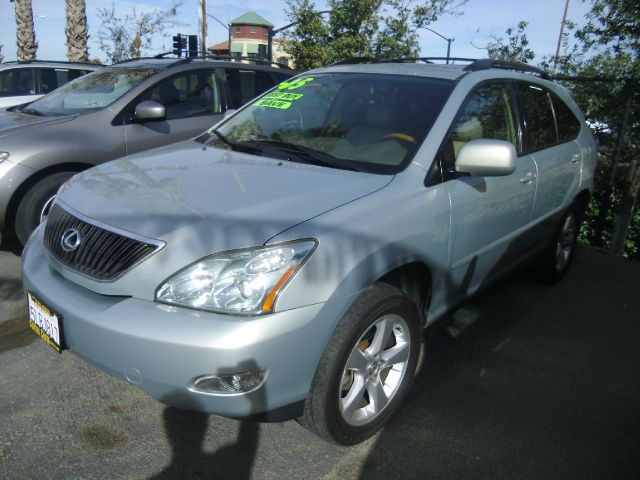 2005 LEXUS RX 330 FWD 4DR SUV green abs - 4-wheel anti-theft system - alarm cassette center con