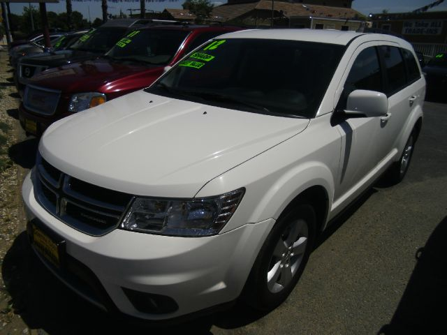 2012 DODGE JOURNEY SXT AWD 4DR SUV white 2-stage unlocking - remote 50 state emissions abs - 4-w