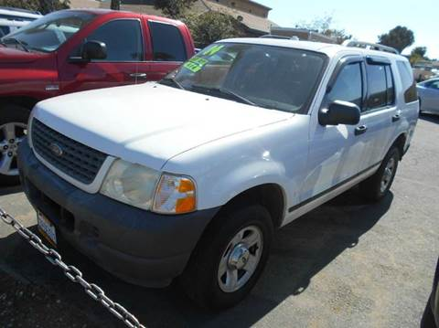 2004 Ford Explorer for sale in Oakley, CA