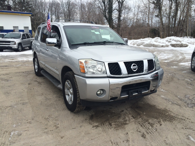 used 2005 nissan armada le 4wd 4dr in riverhead ny at