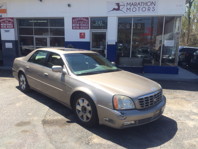 Used 2004 Cadillac Deville Dts 4dr In Riverhead Ny At