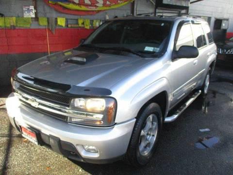 2004 Chevrolet TrailBlazer for sale in Newark, NJ