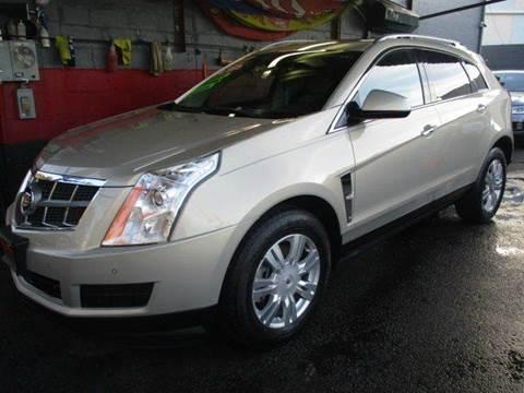2011 Cadillac SRX for sale in Newark, NJ