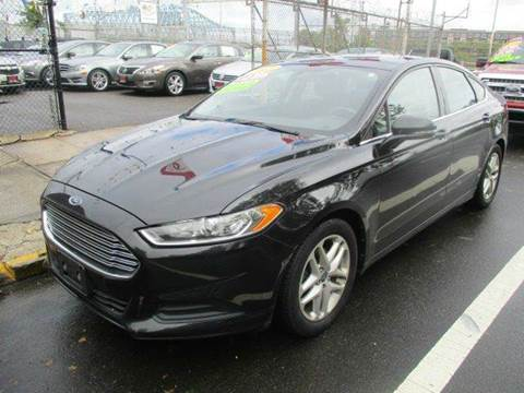 2013 Ford Fusion for sale in Newark, NJ