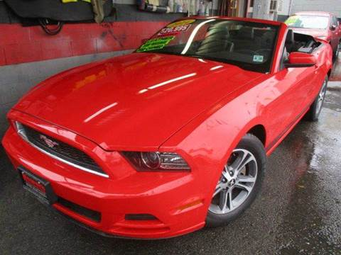 2014 Ford Mustang for sale in Newark, NJ