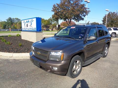 2008 Chevrolet TrailBlazer for sale in Plymouth, MI