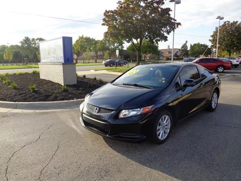2012 Honda Civic for sale in Plymouth, MI