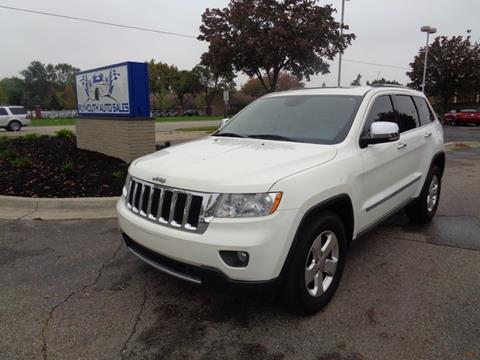 2011 Jeep Grand Cherokee for sale in Plymouth, MI