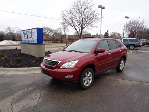 2009 Lexus RX 350 for sale in Plymouth, MI