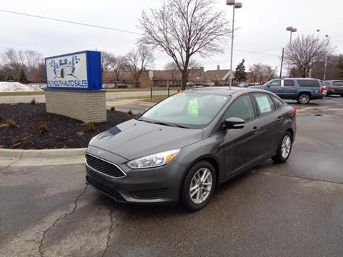 2016 Ford Focus for sale in Plymouth, MI