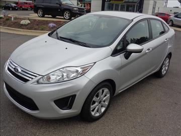2012 Ford Fiesta for sale in Plymouth, MI