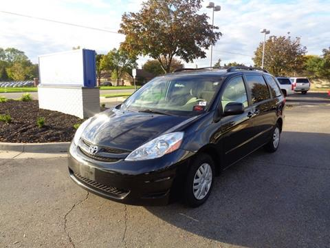 2010 Toyota Sienna for sale in Plymouth, MI