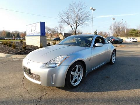 2003 Nissan 350Z For Sale In Plymouth MI