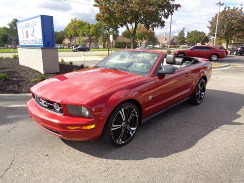 2009 Ford Mustang for sale in Plymouth, MI