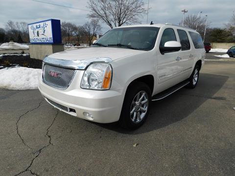 2011 GMC Yukon XL for sale in Plymouth, MI