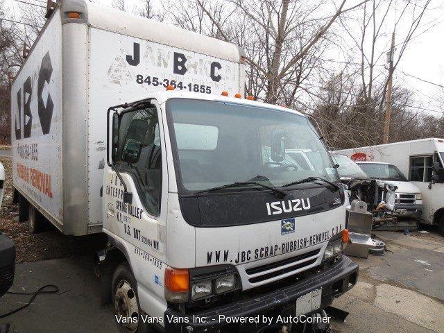 2005 Isuzu NPR Cutaway Box Truck - Inop for sale in Blauvelt NY