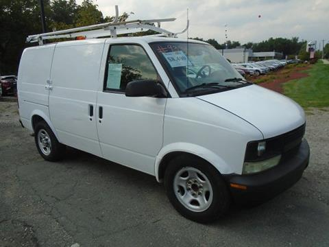 2004 Chevrolet Astro Cargo for sale in Blauvelt, NY