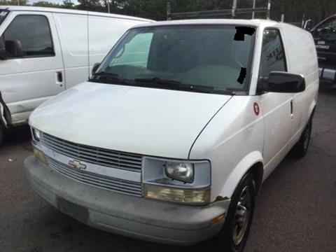 2005 Chevrolet Astro Cargo for sale in Blauvelt, NY