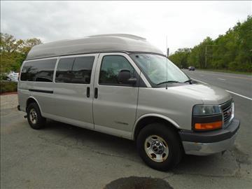 2005 GMC Savana Passenger for sale in Blauvelt, NY