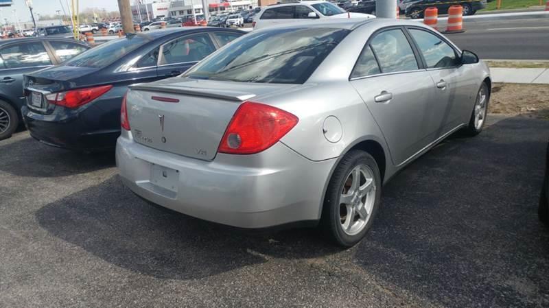 2008 Pontiac G6  Miles 84869Color Silver VIN 1G2ZG57N184137006