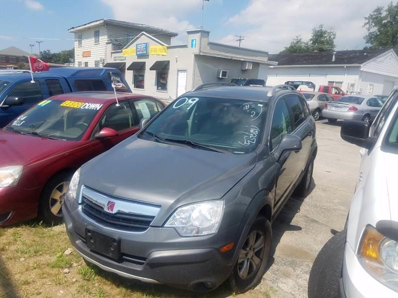 2009 Saturn Vue  Miles 114401Color GRAY Stock 10452 VIN 3GSCL33P09S543633