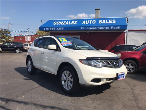 2012 Nissan Murano for sale in Joliet, IL