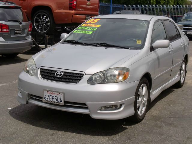 2005 toyota corolla for sale in pacoima ca for Boykin motors smithfield nc