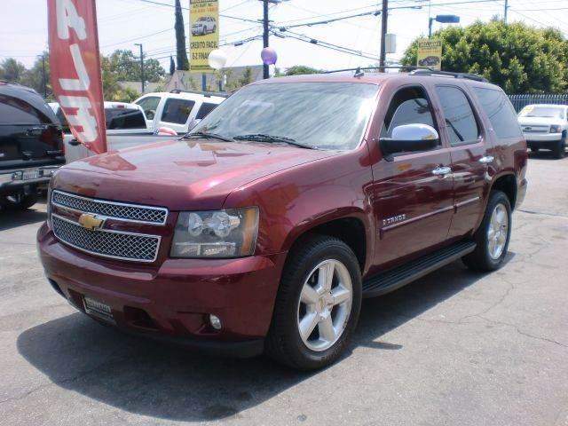 2008 Chevrolet Tahoe 4x2 LTZ 4dr SUV - Pacoima CA