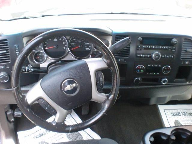 2008 Chevrolet Silverado 1500 LT1 2WD 4dr Extended Cab 5.8 ft. SB - Pacoima CA