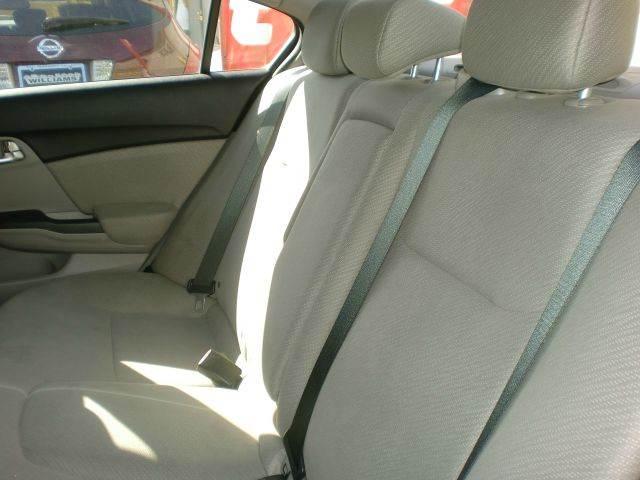 2013 Honda Civic EX 4dr Sedan - Pacoima CA