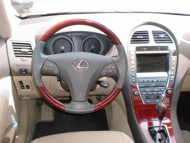 2009 Lexus ES 350 4dr Sedan - Pacoima CA