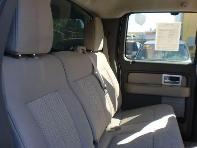 2010 Ford F-150 4x4 XLT 4dr SuperCrew Styleside 5.5 ft. SB - Pacoima CA