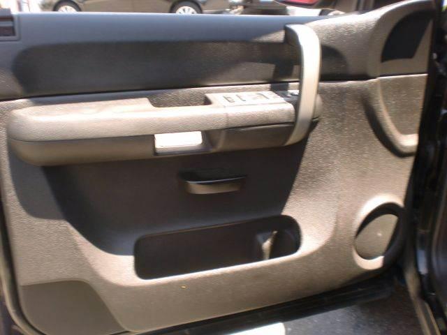 2007 GMC Sierra 1500 SLE1 4dr Crew Cab 4x4 5.8 ft. SB - Pacoima CA