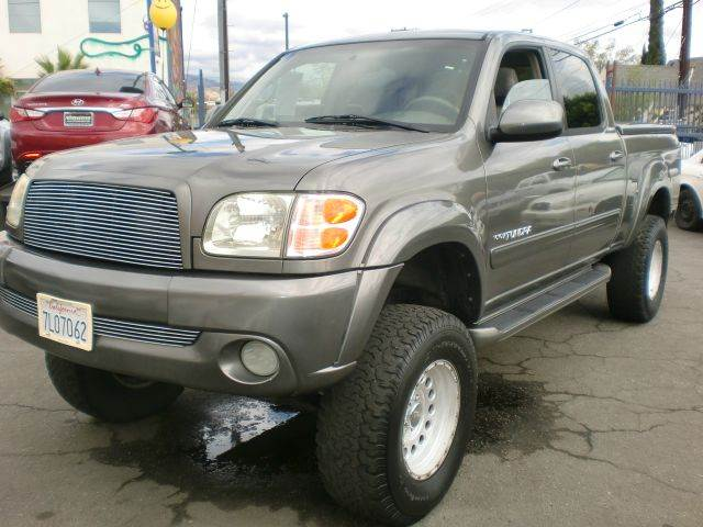 2004 toyota tundra 4dr double cab limited rwd sb v8 in pacoima ca williams auto mart inc. Black Bedroom Furniture Sets. Home Design Ideas