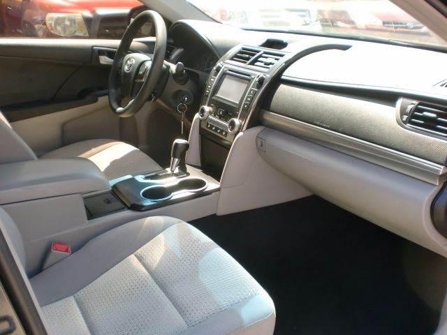 2012 Toyota Camry LE 4dr Sedan - Pacoima CA