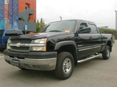 2004 Chevrolet Silverado 2500HD for sale in Pacoima, CA