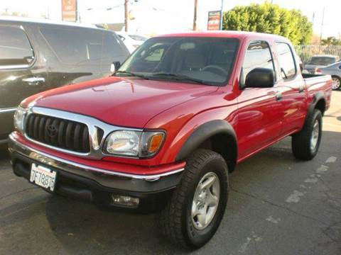 2003 Toyota Tacoma for sale in Pacoima, CA