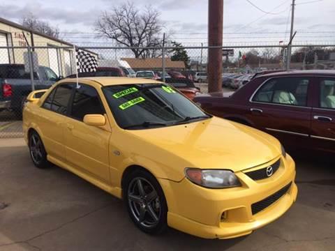 2003 Mazda MAZDASPEED Protege for sale in Oklahoma City, OK