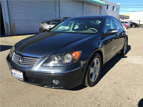 2005 Acura RL for sale in Hayward, CA