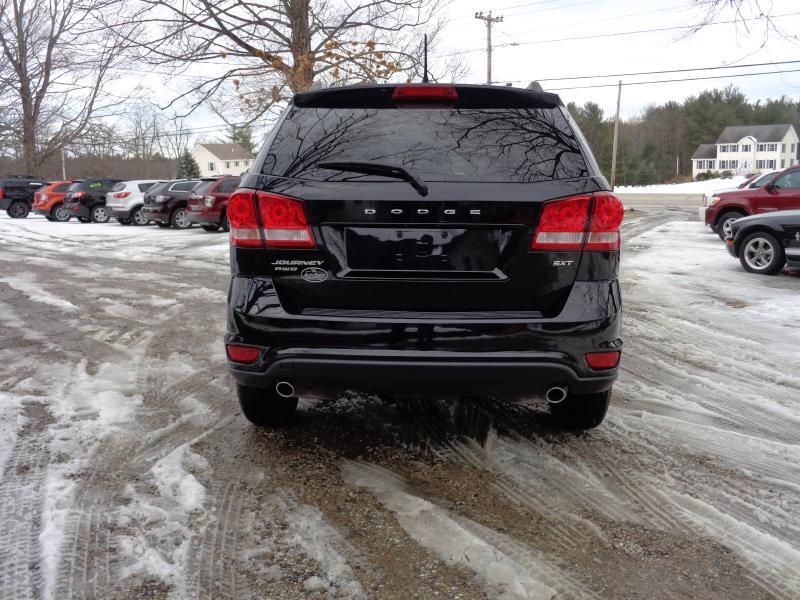 2014 Dodge Journey AWD SXT 4dr SUV - Berwick ME