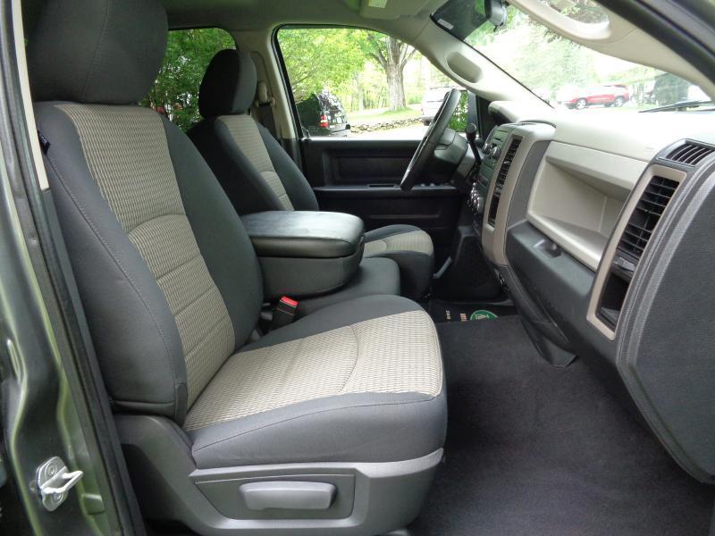 2012 RAM Ram Pickup 1500 4x4 ST 4dr Quad Cab 6.3 ft. SB Pickup - Berwick ME