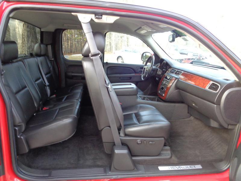 2011 Chevrolet Silverado 1500 4x4 LTZ 4dr Extended Cab 6.5 ft. SB - Berwick ME