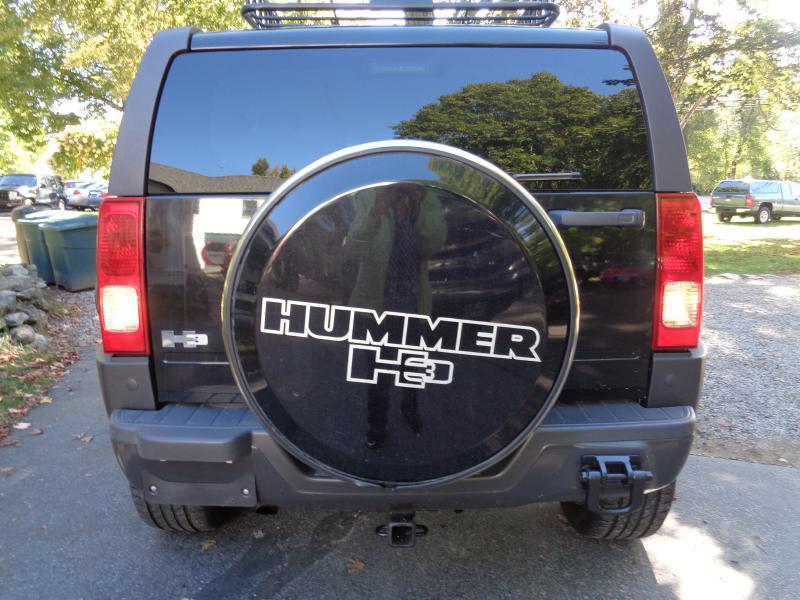 2007 HUMMER H3  - Berwick ME