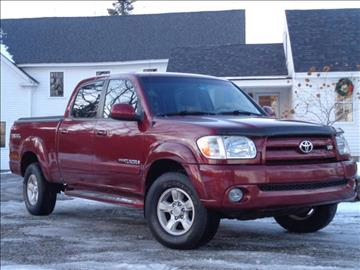 Toyota tundra for sale maine for Valley motors fort kent