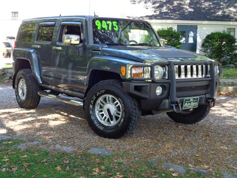 2006 HUMMER H3 for sale in Berwick, ME