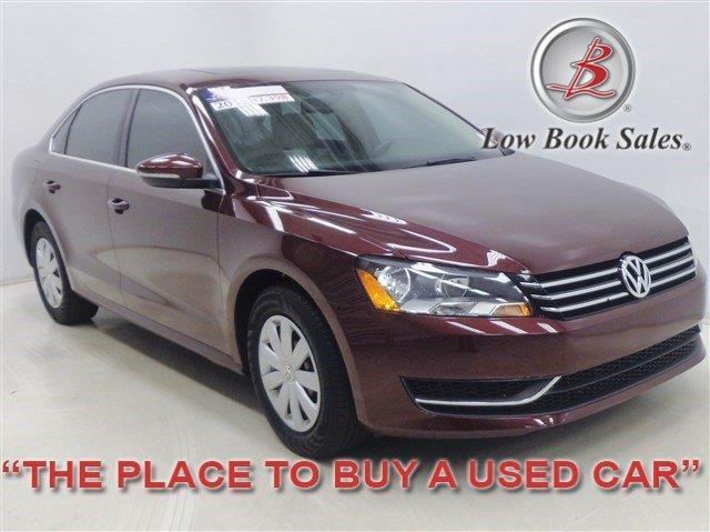2012 Volkswagen Passat for sale in Las Vegas NV