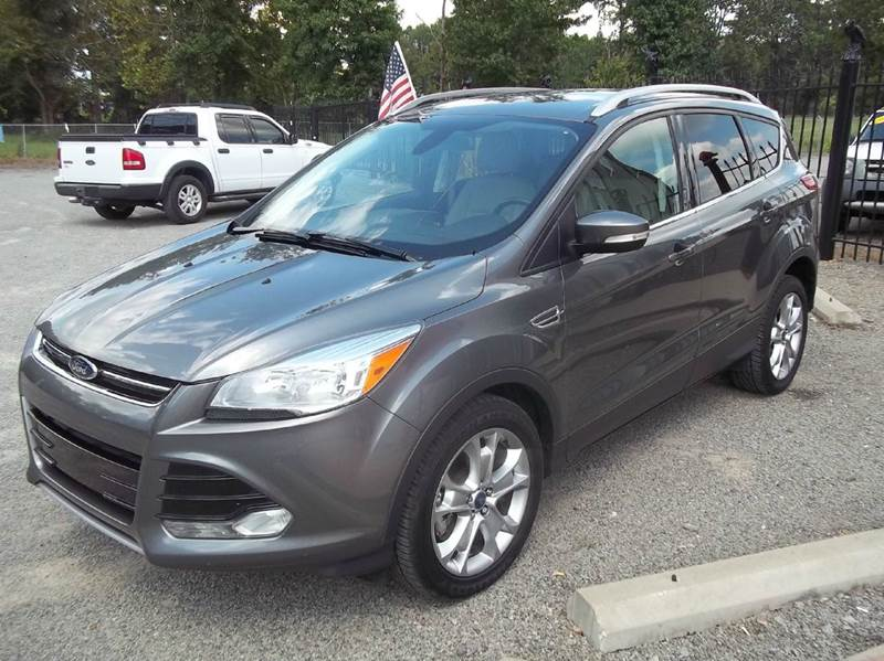 2014 ford escape titanium 4dr suv in austin ar us pawn and loan. Black Bedroom Furniture Sets. Home Design Ideas